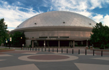 University of Connecticut - Gampel Basketball Arena