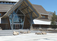 Yellowstone Vistor Center